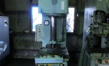 Toyota 20T Hydraulic Press PF20-B 1963