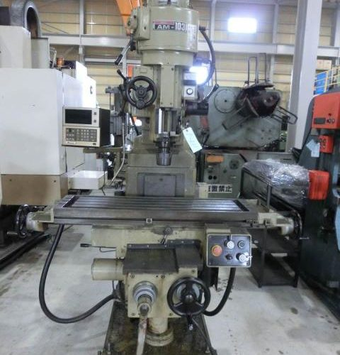 Amada Vertical milling machine AM-103 1987
