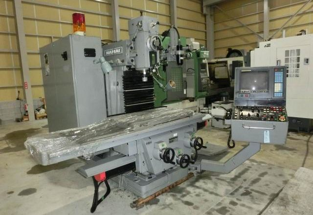 Hamai CNC Vertical machining center MAC-85T 1990