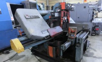 Amada 650mm Band Saw H-650HD 1980