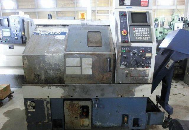 Mori Seiki CNC lathe CL-20A 1991