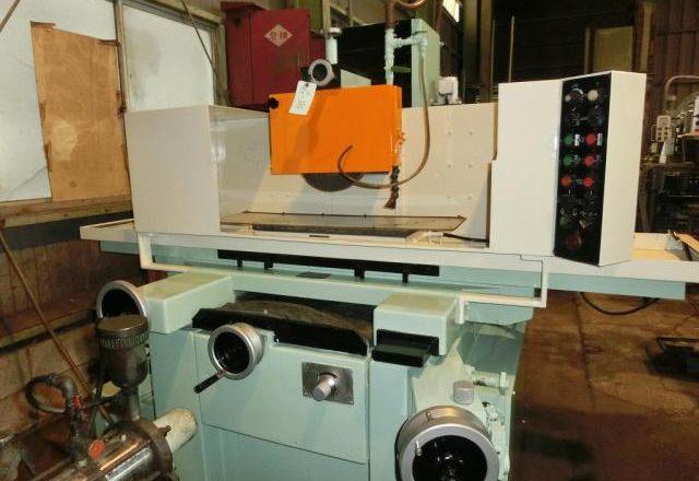 Kuroda Seiko Surface Grinding Machine GS-DHF 1988