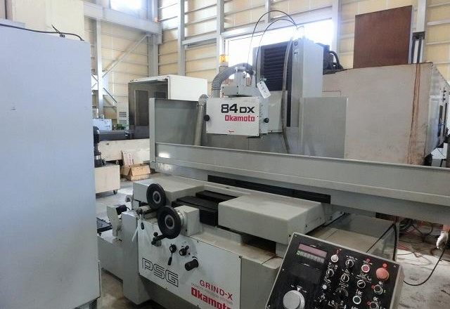 Okamoto Surface Grinding Machine PSG-84DX 1989