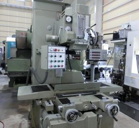 Waida Jig Boring Machine JBM-40D 1981