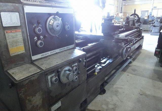 Mazak lathe REX30E3000 1968