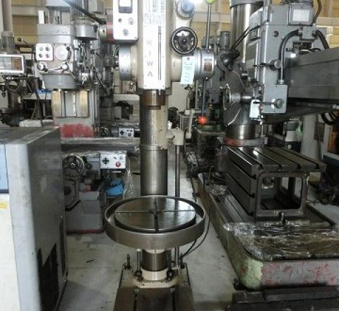 Kiwa 550mm upright drilling machine KUD-550-F