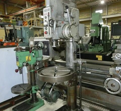 Yoshida 540mm upright drilling machine YD2-55
