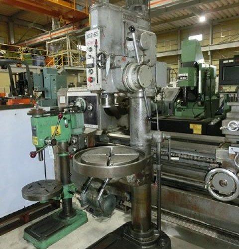 Yoshida 540mm upright drilling machine YD2-55