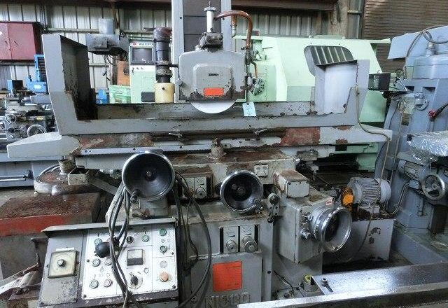 Nikko Surface Grinding Machine NSG-6HD 1986
