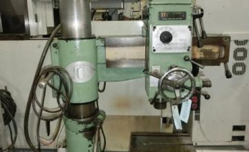 Toa 600mm Radial drilling machine TRD-600C 1979