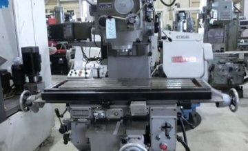 Yamazaki Giken Vertical milling machine YZ-2M 1988