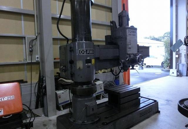 Ogawa 1500mm Radial drilling machine DRD-1500