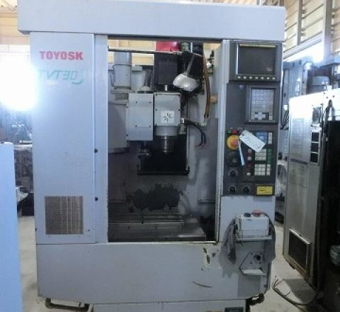 Toyoseiki Drilling center TVT-30J 1991