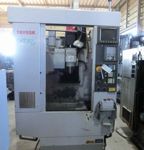 Toyoseiki Drilling center TVT-30J 1991