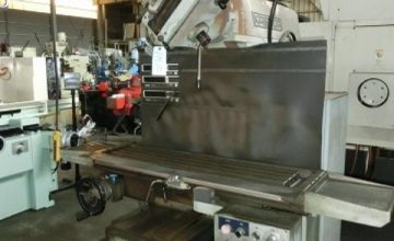 Spring Ram Type Vertical milling machine V-2H 1983