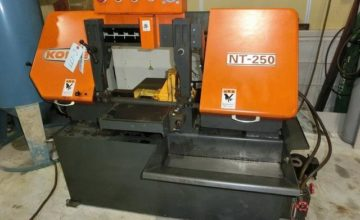 Koide 250mm Band Saw NT-250 2005