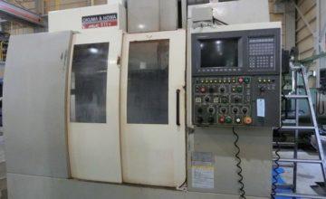 Okum VMC Vertical machining center(BT50) MILLAC-511V 1998