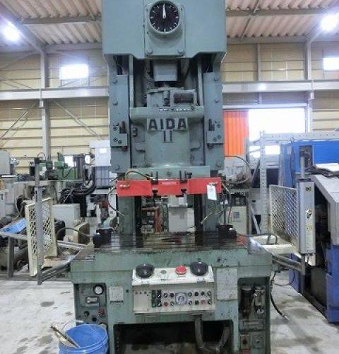 Aida 110T press C1-11(2)-B 1981