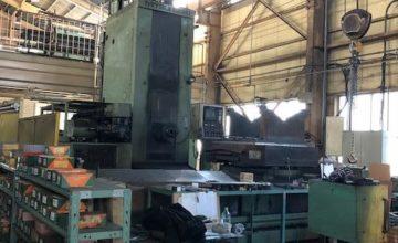 Mitsuiseiki HMC Horizontal machining center HR-7A 1988