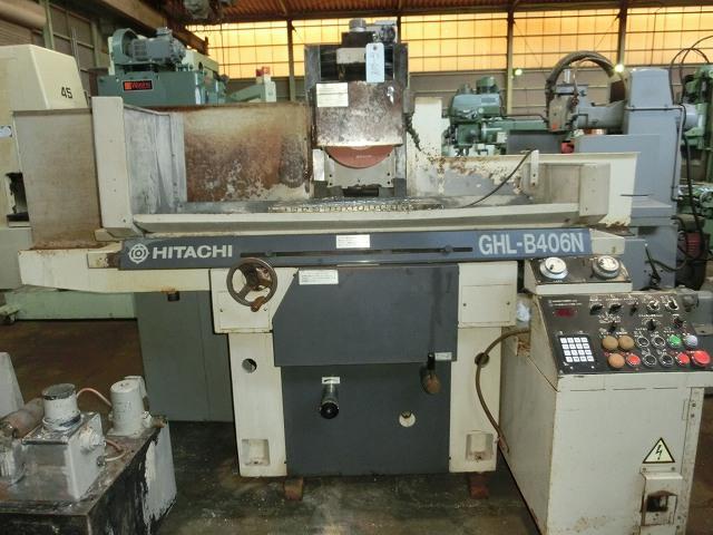 Hitachi Seiko Surface Grinding Machine GHL-B406N