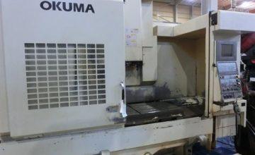 Okuma VMC Vertical machining center(BT50) MX-55VB 1998