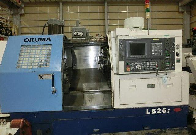 Okuma LB25Ⅱ