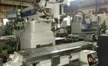 Enshu Vertical milling machine RB-3 1989