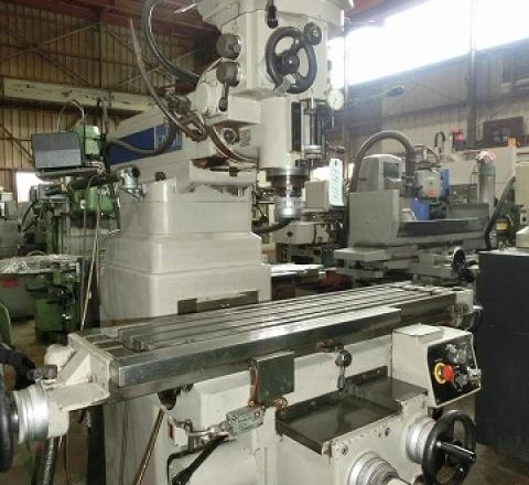 Enshu Vertical milling machine RB-3 1989