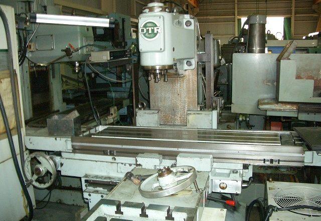 OHTORI vertical milling cutter ME-2 1990