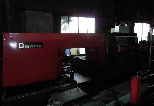 Amada 500mm Band Saw HFA-500CNC 1997