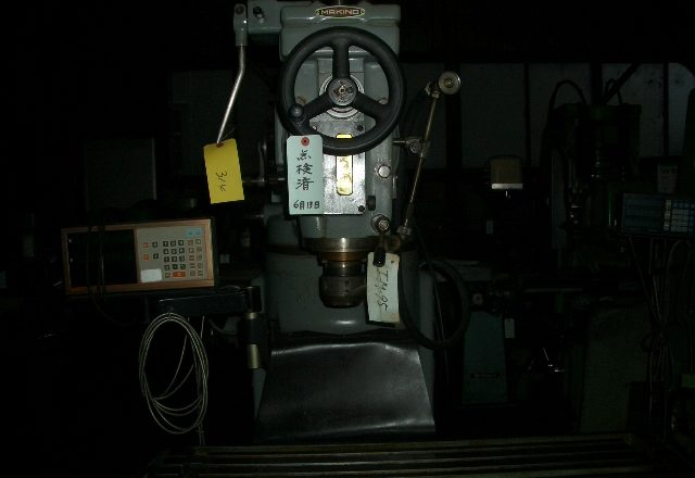 Makino Vertical milling machine KGP-55 1988