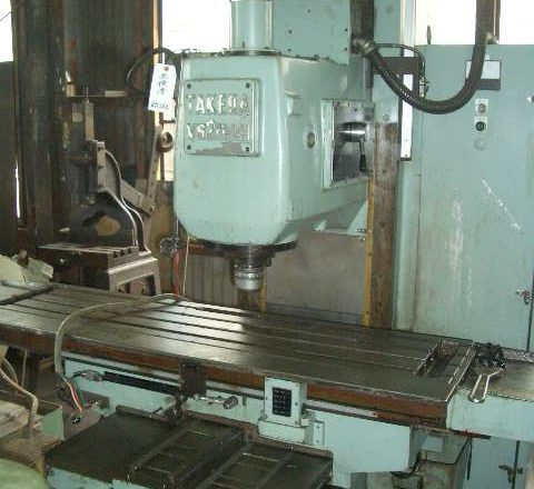 Takeda Vertical milling machine TK-VS2N-LH 1989