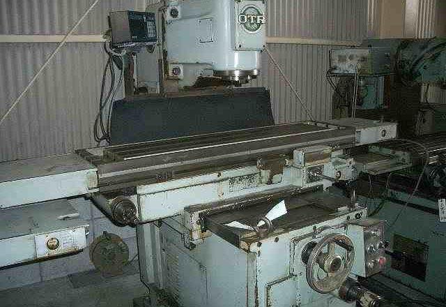 OHTORI vertical milling cutter ME-2 1988