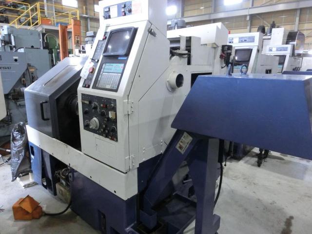 Mori Seiki CNC lathe CL-20A 1994