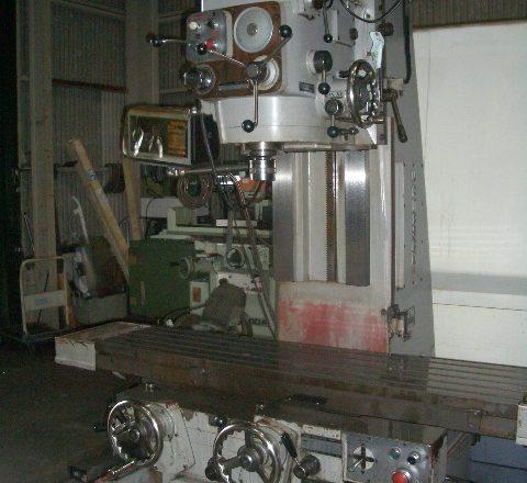 Yamazaki Giken Vertical milling machine YZ-8C 1985