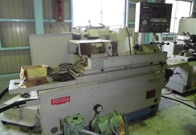 Toyoda Cylindrical Grinding Machine GE4P-50 1999