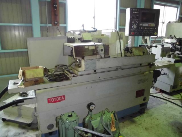 Toyoda Cylindrical Grinding Machine GE4P-50 1999