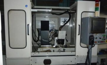 Diapet CNC Helical pinion grinding machine DP-730NCP 2001