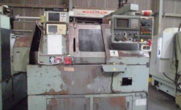 Shigiya Seiki Cylindrical Grinding Machine GAC-30*40 1995