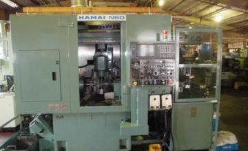 Hamai CNC Hobbing Machine N60 2000