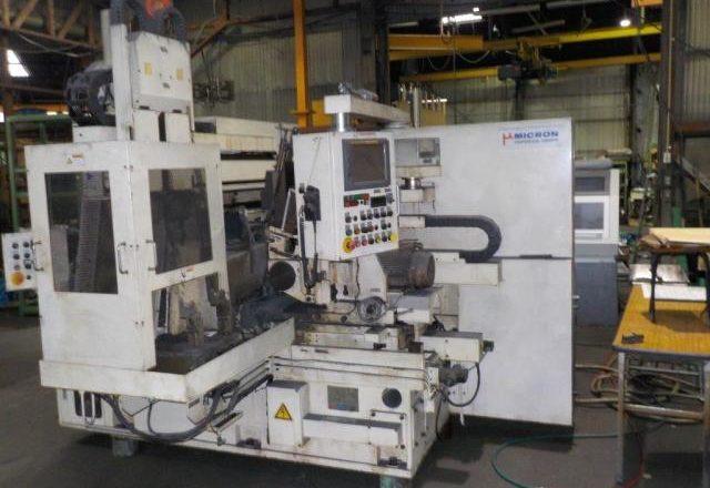 Micron CNC Centerless MPC-600C-CNC 2006