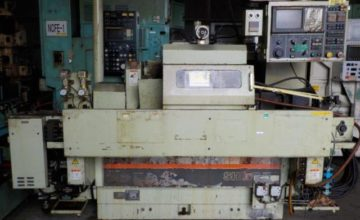 Shigiya Seiki Cylindrical Grinding Machine GP-30B*40ND 1997