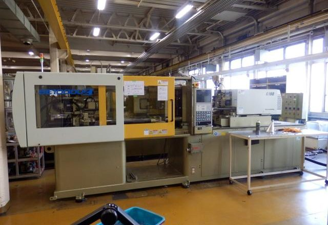 Sumitomo 100T Plastic Injection molding machine SE100DUZ-C160 2009