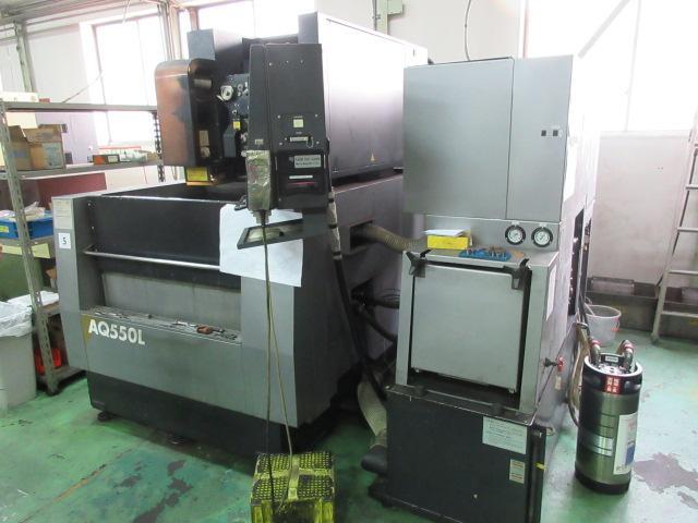 Sodick Wire-cut machine AQ-550L 2001