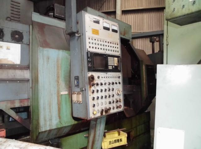 Kashifuji CNC Hobbing Machine KB-200 1989