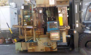 Kashifuji CNC Hobbing Machine KN-150 1997