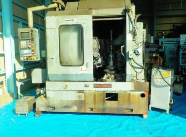 Kashifuji CNC Hobbing Machine KA220CNC 1997