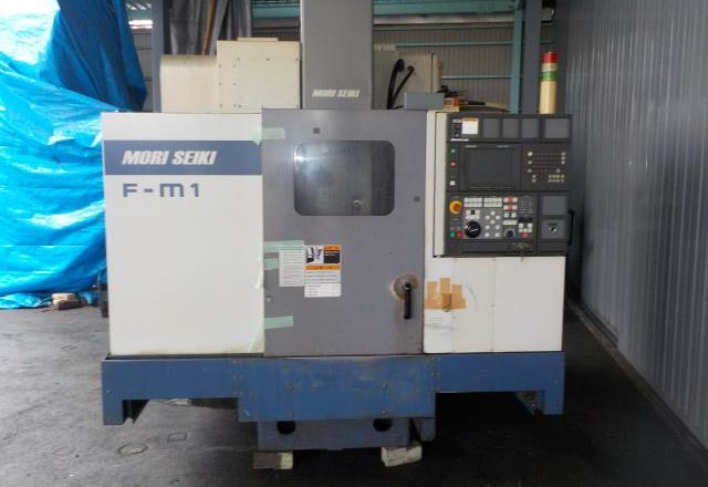 Mori Seiki Vertical Machining Center F-M1 1998