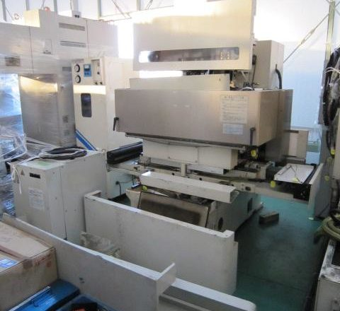 Mitsubishi Wire-cut machine SX-20P 1997