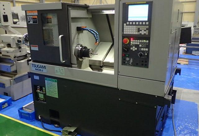 Tsugami Turning Mill machine M06J 2015